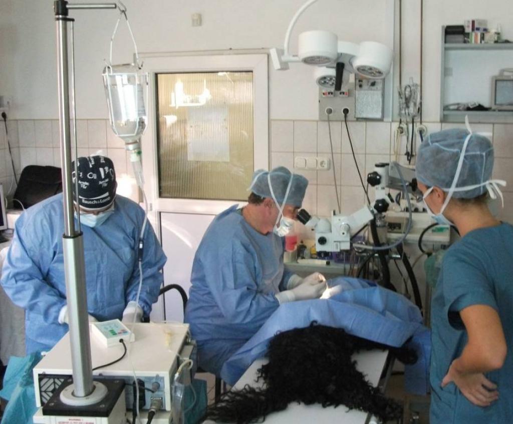 Szemészeti Osztály | B.-A.-Z. Megyei Központi Kórház